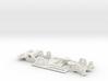 Chasis para Citroen DS3 carrera 3d printed