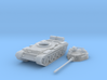 1/160 scale T-55 tank 3d printed