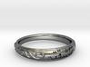 Torreh Anniversary Ring 3d printed