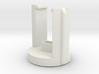 DJI INSPIRE holder for 2 WHITE Propellers 3d printed