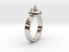 ChristmasTrees Ring Ø0.677 inch/Ø17.20 Mm 3d printed