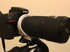 Nikon 80-200 f2.8 Lens to Manfrotto adapter 3d printed