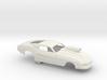 1/12 67 Pro Mod Mustang GT W Snorkel Scoop 3d printed