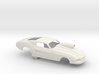 1/25 67 Pro Mod Mustang GT W Snorkel Scoop 3d printed