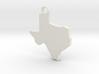 Texas Key Ring 3d printed