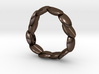 Coffee Beans Ring 3d printed