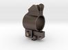 ".750"" ID Clamp-on front sight w/bayonet lug 3d printed"