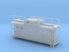 PRR Class N5c Caboose Z Scale 3d printed PRR N5c Caboose z scale
