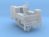 Signal Truck Maintenance Body With Hyrail 1-87 HO  3d printed