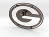 Packers Branding Iron Inverse 3d printed