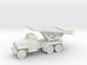 katyusha rocket artillery 3d printed