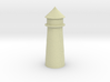 Lighthouse Pastel Yellow 3d printed Lighthouse Pastel Yellow