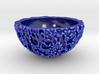 Little Galaxy Porcelain Pot (10,5 cm) 3d printed