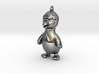 Cool Penguin Pendant 3d printed