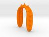 KEY FOB SPIKE 2  for MINI COOPER F54, F55, F56 3d printed
