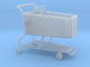 1:48 Shopping Cart 3d printed