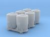 SET 3x Dzkr 501 Behälter (Tillig) (TT 1:120) 3d printed