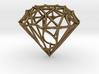 Ring The Diamond / размер 14HK 7US (17.7 мм) 3d printed
