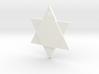 Star of David - Simple 3d printed