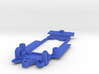 1/32 Fly Alfa Romeo TZ2 Chassis for Slot.it IL pod 3d printed