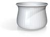 espresso cup 3d printed