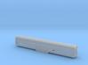 N Scale MILW/CRIP Budd Bilevel Cabcar 3d printed