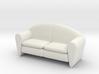 Sofa 1/18 002 3d printed