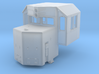 N Scale Dual Control Stand GP38 Cab With Electroni 3d printed