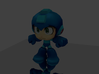 Megaman 3d printed Rendered in Blender Cycles