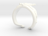 Neo Queen Serenity Crown Ring Sz9  3d printed