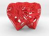 3D Printed Block Island Heart Tea Light 3d printed