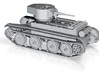 VBS002-72 Soviet Light tank Bt-5  3d printed