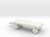 1/144 Scale Bomb Cart 3d printed
