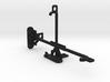 BLU Dash M tripod & stabilizer mount 3d printed