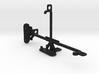 HTC One M9+ Supreme Camera tripod mount 3d printed