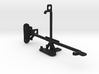 HTC One ME tripod & stabilizer mount 3d printed