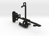 Lava Iris 348 tripod & stabilizer mount 3d printed