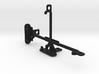 Lava X10 tripod & stabilizer mount 3d printed