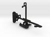 Microsoft Lumia 430 Dual SIM tripod mount 3d printed