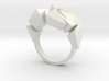 Ring Auxetic 3d printed