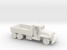 1/200 Scale CCKW Dump Truck 3d printed