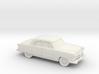 1/87 1952 Ford Crestline Sedan 3d printed