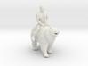 Putin On Bear  3d printed