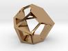 Polyhedron Pendant 3d printed