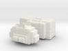 1-18 Med Tac Emerg And Firefight Gear Bag Set 3d printed