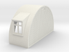 N-76-end-brick-nissen-hut-left-wind-1a 3d printed