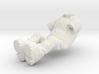 WW10006 Wild Willy Glamis driver Body  3d printed