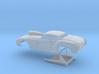1/43 Outlaw Pro Mod Karmann Ghia 3d printed