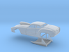 1/64 Outlaw Pro Mod Karmann Ghia 3d printed