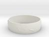 Earth Bracelet 3d printed
